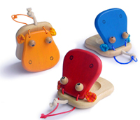 hippo castanets at little green earthlets