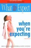 My favourite pregnancy book: What to Expect When You're Expecting