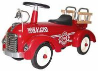 Fire Engine ride-on