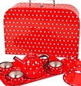 Spotty Tea Set at Lapin and Me