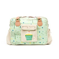 large blossom yummy mummy changing bag