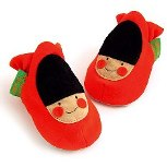 Soldier BoyFriendly Faces Slippers
