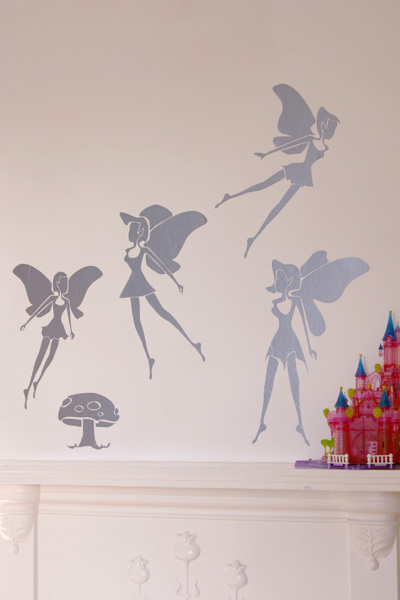 You are here: Home / Decor / SCIN Fairy Wall Tattoos