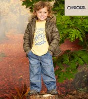 green puffa jacket for boys from tesco