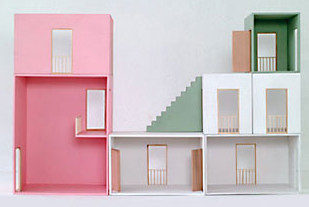 Puppenstuben Doll's House from Hase Weiss
