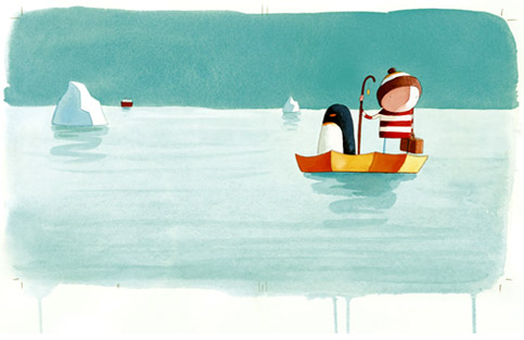 Limited Edition Oliver Jeffers Prints