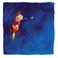 Oliver Jeffers Limited Edition Print  - How to Catch a Star page 18