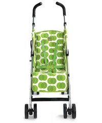 The Pushchair Track: Mamas and Papas Nipi