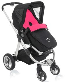 The Pushchair Track: iCandy Apple Stroller