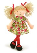 Zoom Doll - Liberty Belle - Flora Doll - Liberty Belle - Flora