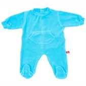 limo basics blue babygro