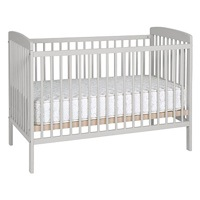 grey zara home kids cot