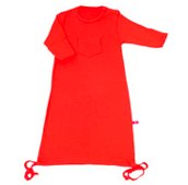 red Baby Sleeping Bag by Limo Basics
