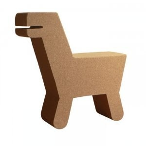 POP CORK - Dinosaur Chair by LA MAISON DE LENA