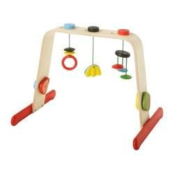 Ikea's Leka Baby Gym