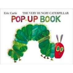 The Very Hungry Caterpillar 40th Anniversary Pop Up Book