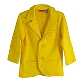 BAKKER MADE WITH LOVE yellow jacket