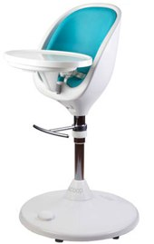 Brother Max Scoop Highchair & Scoop Highchair Blue Insert Liner