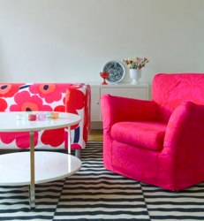 marimekko slipcovers by bemz for ikea sofas