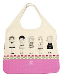 SHOPPING BAG - MADAME MO