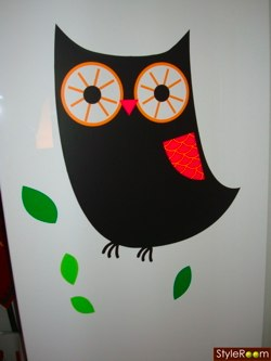 owl print