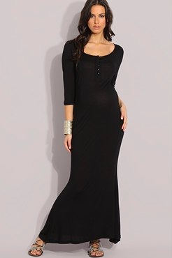ASOS MATERNITY Button Through Maxi