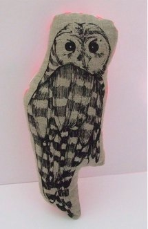 Plush toy- Owl