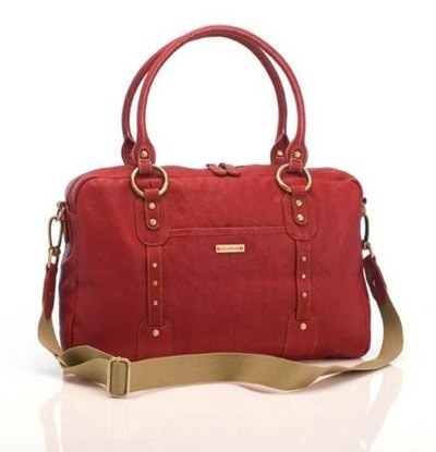 storksak elizabeth red