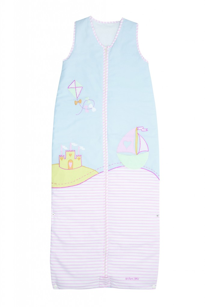 seaside sleeping bag