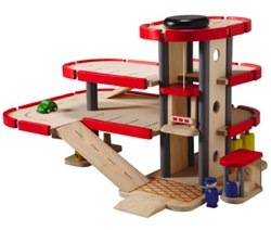 Hot Christmas Buy: Plan Toys Parking Garage