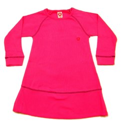 Katvig-plain-fuchsia-long-sleeved-dress-Tootsie-and-Fudge.jpg