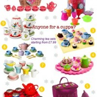 Bambino Goodies Christmas Gift Guide: Cool Tea Sets for Toddlers