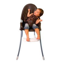 Nano Highchair (Henna) as a toddler seat