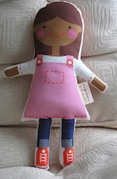 joy doll by sophie and lilli