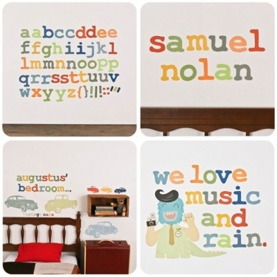 New Love Mae Wall Stickers