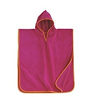 Kids outdoor poncho