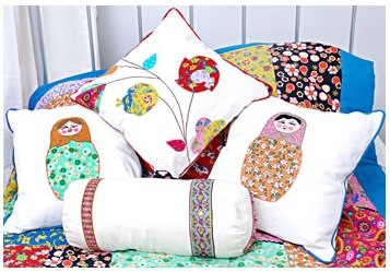 russian dolls bedding