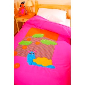 Snail Bed Cover by Traidcraft