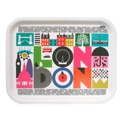 london tray by maria dahlgren