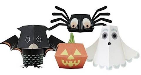 Mibo Team Halloween Creatures