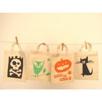 Helen Rawlinson Trick or Treat bags
