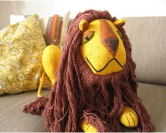 Laurie the Lion