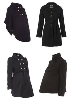 Hot Buy of The Day: Red Herring Maternity Coats
