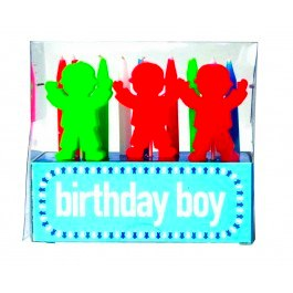Pakhuis Oost Birthday Boy and Girl Candles