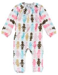 Organic Romper by DwellStudio