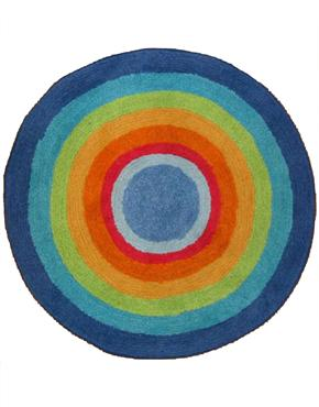 Hot Buy of the Day: Rainbow rug