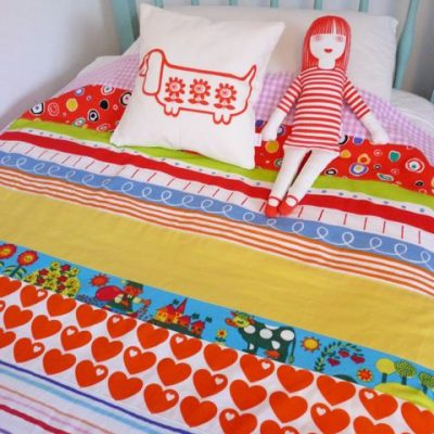 Jane Foster custom quilts