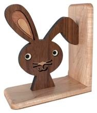 bunny bookend by graphic spaces