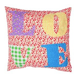 Cushion cover - LOVE - by Rice DK