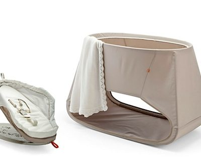Hot Off The Press: Bounce n Sleep by Stokke